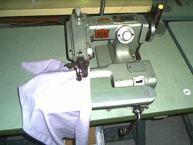 US Blind Stitch Sewing Machine