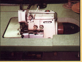 Brother EF4-B531 4 Thread Sergers