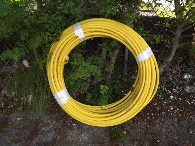 300 Ft  3/4  inch IPS  PE- 2406/2708 UNDERGROUND GAS PIPE