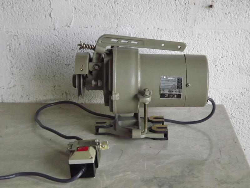 E -Z M12 220V 3PH Sewing Machine Motor 1