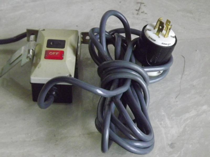 E -Z M12 220V 3PH Sewing Machine Motor 3